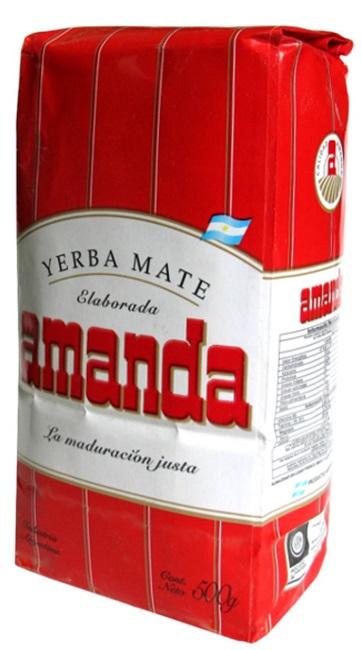 Amanda rood 500 gr