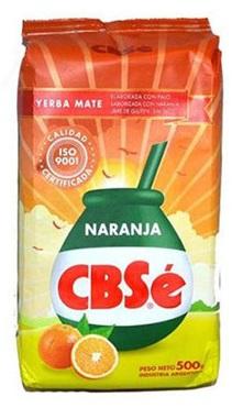 CBSE Naranja