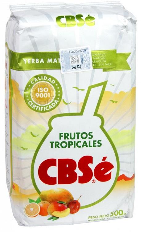 CBSé - Frutos Tropicales