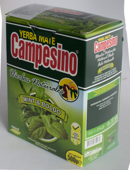 Campesino Mint Boldo