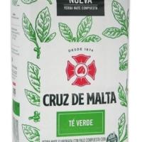 Cruz de Malta Te Verde
