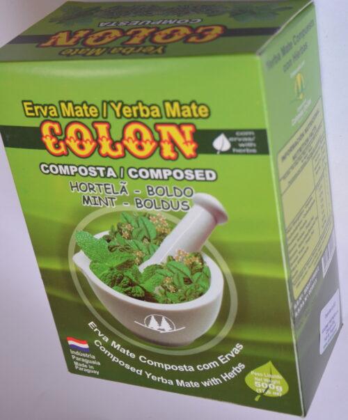 Colon composta mint & boldo