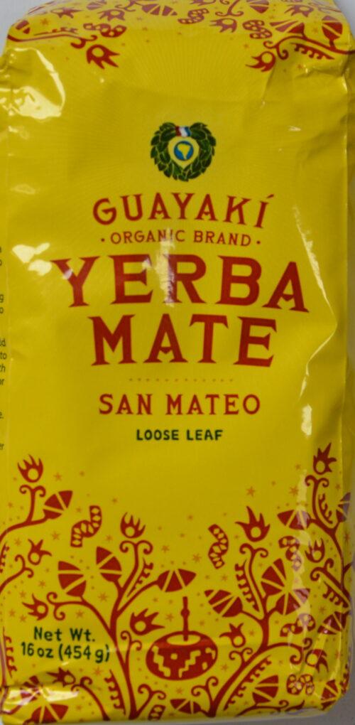 Guayaki San Mateo