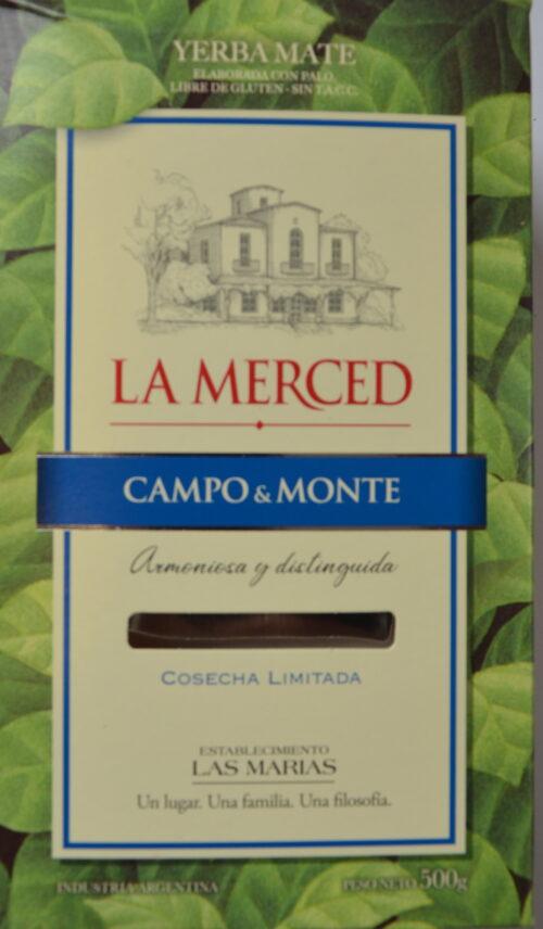 La Merced Campo e Monte