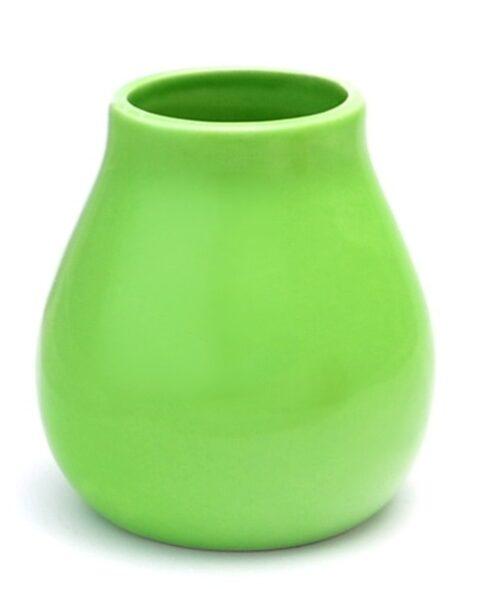 Matero keramisch groene kalebas