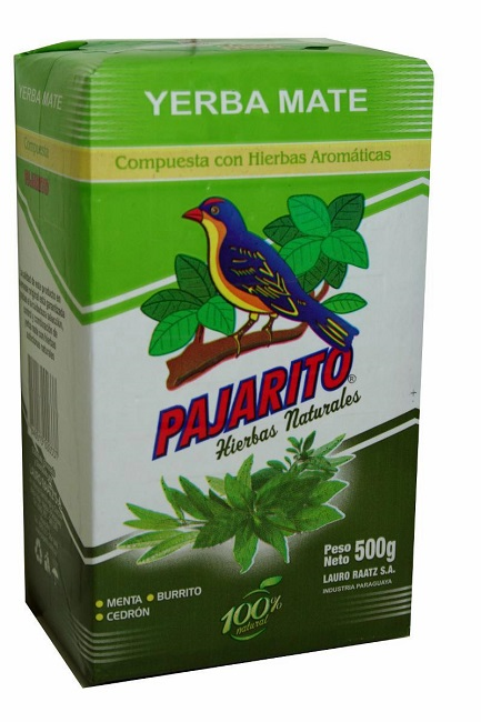 Pajarito-HIERBAS