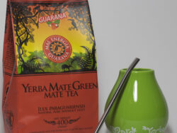 Yerba Mate green gift set green