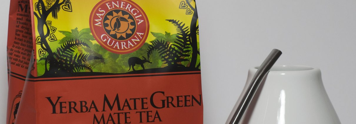 Yerba Mate green gift set wit