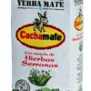 Cachamate Hierbas Serranas