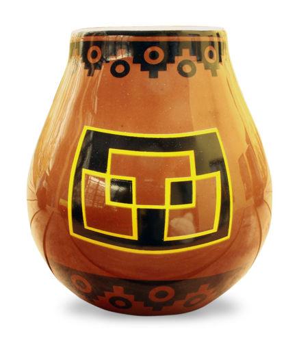 keramische mate Peru