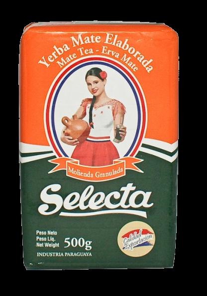 selecta yerba mate